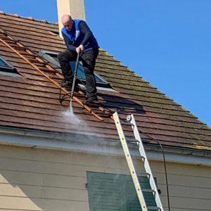 Couvreur Vincennes 94300 nettoyage toiture